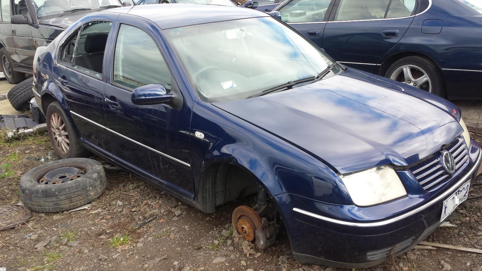 Volkswagen Bora 1J 2.0 Starter Motor 12/99-12/05 Wrecking Car | eBay