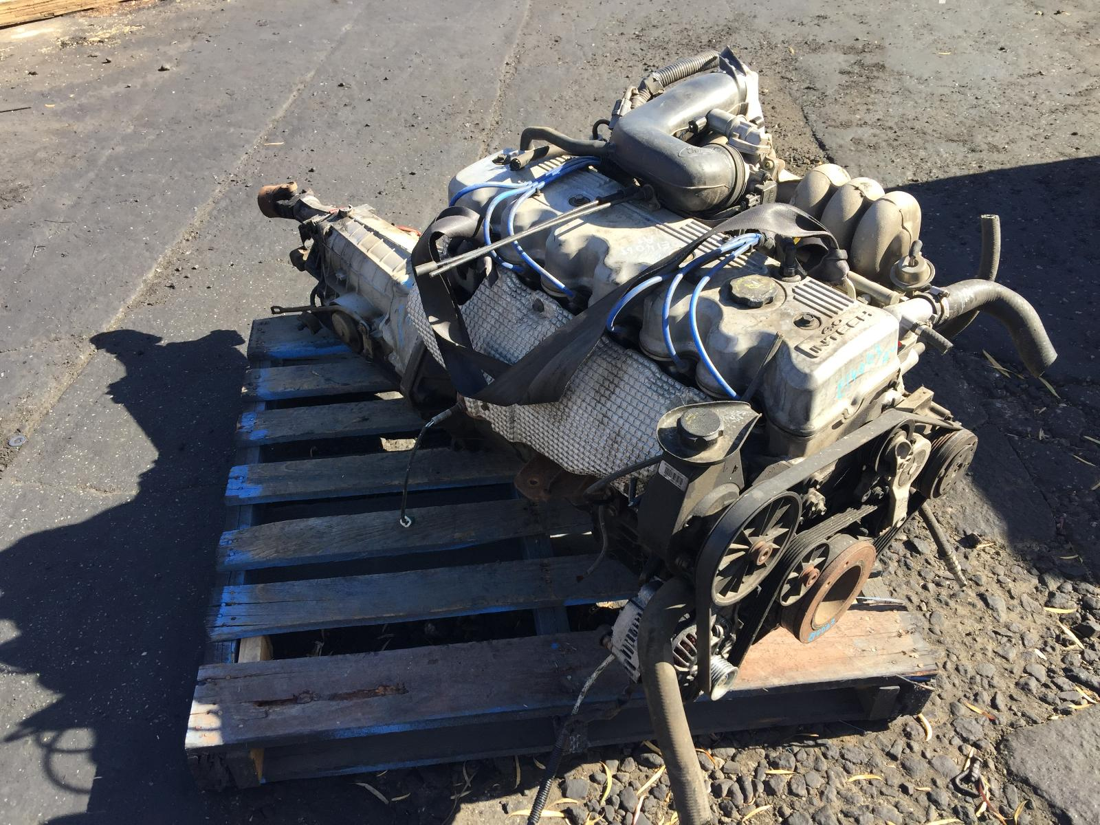 Ford Falcon Au Engine Motor 4 0 6cyl 157kw Non Vct 09  98